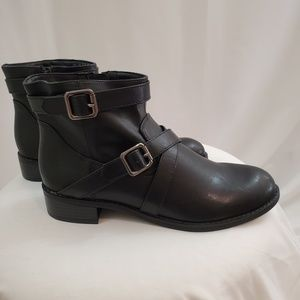 Life Stride Booties with Buckles